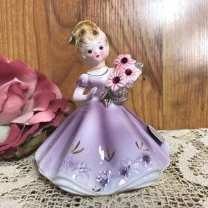 Josef Originals July Girl Figurine